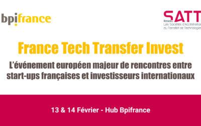 France Tech Transfer Invest : deuxième édition accueilli par Bpifrance