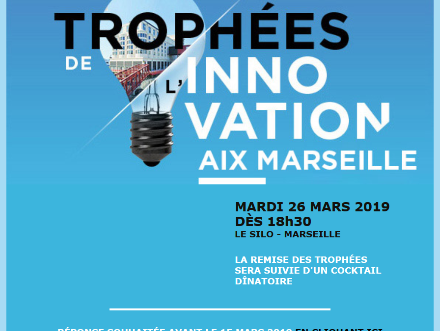 Save the Date: Trophées de l'Innovation Aix-Marseille