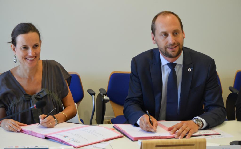 La SATT Sud-Est et le Canceropôle PACA signent un accord de partenariat