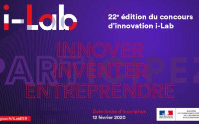 Le Ministère de l'Enseignement Supérieur, de la Recherche et de l'Innovation lance officiellement la 22ème édition du concours i-Lab